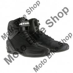 MBS Ghete moto Alpinestars SP-1, negru, 41, Cod Produs: 25110151041AU - Cizme Moto