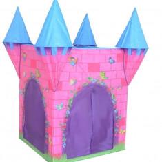 Cort de joaca Palatul Printesei - Casuta/Cort copii, Multicolor