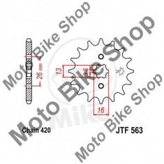 MBS Pinion fata 420 Z15, JTF563.15, Cod Produs: 7262454MA - Pinioane Moto