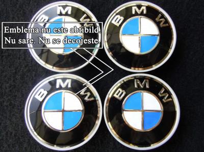 Capacele Jante aliaj BMW - noi - cu Garantie foto