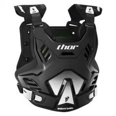 MXE Protectie corp Thor Santinel Negru/Alb Cod Produs: 27010746PE - Protectii moto