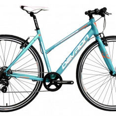 "Bicicleta Devron Urbio LU1.8 M – 520/20.5"" Baby BluePB Cod:216UL185285 - Bicicleta Cross"