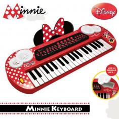 Orga electronica Minnie - Instrumente muzicale copii Reig Musicales