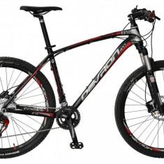 """Bicicleta Devron Riddle Race R7.7 Silverado Grey, M – 457/18""""PB Cod:215RM774527 - Mountain Bike"""