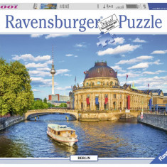 Puzzle Ravensburger BERLIN, 1000 PIESE