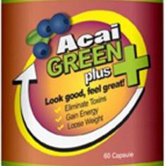 Pilule Acai Green - Produs de Slabit