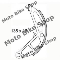 MBS Sabot frana spate Piaggio Ciao/Bravao/Si, Cod Produs: 100127OL - Saboti frana Moto