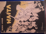 HORIA LIMAN (dedicatie/ semnatura) HAITA, 1949//AUTOGRAF FOARTE RAR !
