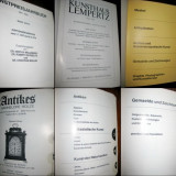 Catalog Arta Anuar cu Preturi Germania 1979-79. Stare f.buna.