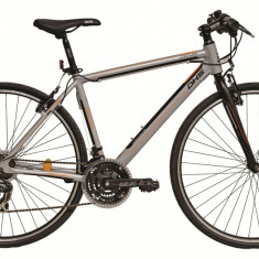 Bicicleta DHS Contura 2863 (2016) Culoare Gri 530mmPB Cod:21628635370 - Bicicleta Cross