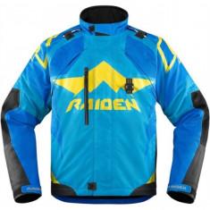 MXE Geaca moto textil, Icon Raiden DKR, albastru Cod Produs: 28203312PE - Imbracaminte moto