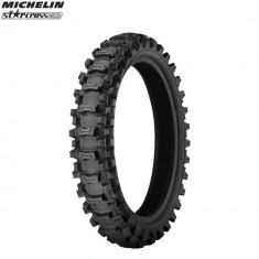 MXE Anvelopa Spate Michelin Starcross Lineup MS3 90/100-14 49M NHS TT Motocross Cod Produs: 03130415PE - Stikere Moto