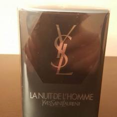 Parfum LA NUIT DE L'HOMME Ysl 100 ml - Parfum barbati Yves Saint Laurent, Apa de toaleta