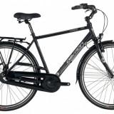 """Bicicleta Devron Urbio C1.8 M – 540/21.3"""" Magic BlackPB Cod:216CM185466 - Bicicleta de oras"""