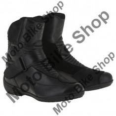MBS Cizme moto fete Alpinestars Stella Valencia Wp, negru, 37, Cod Produs: 24422161037AU