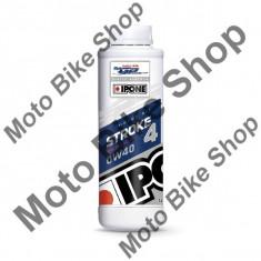 MBS Ulei moto 4T Ipone Stroke 4 0W40 100% Sintetic - JASO MA - API SL, 220L, Cod Produs: 800003IP - Ulei motor Moto