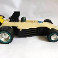 Masina masinuta AMT jucarie romaneasca Formula 1 B8 easter cu frictiune, veche