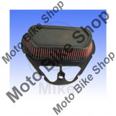 MBS Filtru aer racing K&N Yamaha YZF-R6 600 5SLM RJ095 1999-2005, Cod Produs: 7238041MA - Filtru aer Moto