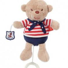 Jucarie muzicala bebe - Aventurile ursuletului Teddy