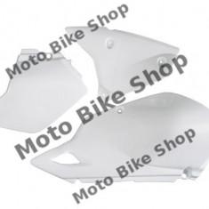 MBS Laterale spate Suzuki DRZ 400E '00-'7 albe, Cod Produs: SU03979041 - Componente moto
