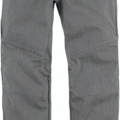 MXE Pantaloni Moto Icon Hooligan Denim Gri Cod Produs: 28210570PE - Imbracaminte moto