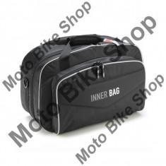 MBS Geanta interioara Givi pt. V47, V46, E41 Keyless, E460, E360, E45, B47 Blade, E470 Simply III, E4, Cod Produs: T502AU - Top case - cutii Moto