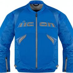 MXE Geaca moto textil Icon Sanctuary, albastru Cod Produs: 28102410PE - Imbracaminte moto