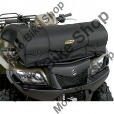 MBS Geanta porbagaj fata/spate Axis, material textil negru, Moose Utility Division, Cod Produs: 35050127PE - Top case - cutii Moto