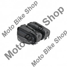 MBS Genti laterale textile impermeabile, 2 x 15L, 1950 g, (BxHxT): ca. 40/30 x 25/15 x 15 cm, Cod Produs: 10027536LO - Top case - cutii Moto