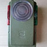 Lanterna militara veche, de semnalizare. Nefolosita.
