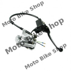 MBS Pompa + etrier fata scuter First Bike GY6-50 roata D.10, Cod Produs: 7651284MA - Etrier frana Moto