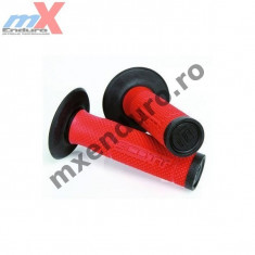 MXE Mansoane ghidon Scott SX II culoare rosu/negru Cod Produs: 217530R - Set garnituri motor Moto