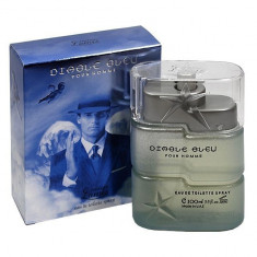 PARFUM CREATION LAMIS DIABLE BLEU FOR MEN 100ML EDT/replica THIERRY MUGLER-A MEN - Parfum barbati, Apa de toaleta