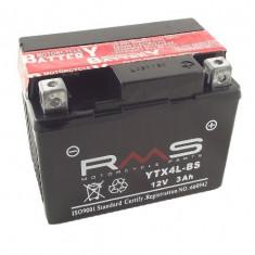 MXE Baterie moto 12V3AH (YTX4L-BS) Cod Produs: 246610020RM - Galerie Admisie Moto