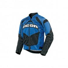 MXE Geaca moto strada Icon Contra, albastru Cod Produs: 28201665PE - Imbracaminte moto