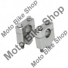 MBS Inaltator ghidon D.22mm, +30mm, Cod Produs: DF530130AU - Adaptor pipa ghidon