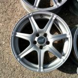 JANTE PLW 16 5X100 VW GOLF4 BORA POLO SKODA SEAT AUDI - Janta aliaj, Numar prezoane: 5