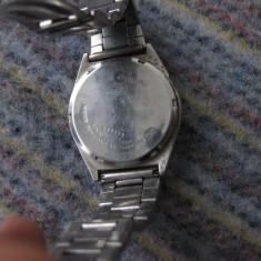 Ceas de mana mecanic Seiko - curea metalica