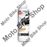 MBS Ulei moto 4T Ipone 10.4 (10W40) Sintetic - JASO MA2 - API SL, 60L, Cod Produs: 800057IP