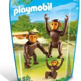 Familie De Cimpanzei - Figurina Animale Playmobil