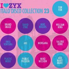 V/A - Zyx Italo Disco.. ( 3 CD ) - Muzica Dance