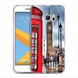 Husa HTC 10 Silicon Gel Tpu Model London - Husa Telefon