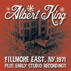 Albert King - Live At the Fillmore.. ( 1 CD ) - Muzica Blues