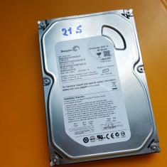 21S.HDD Hard Disk Desktop, 80GB, Seagate, Sata II, 8MB, Varianta Slim, 40-99 GB, Rotatii: 7200, SATA2