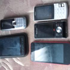 Telefoane pentru piese E-boda, Alb, Nu se aplica, Neblocat, Dual core