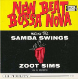 Zoot Sims - New Beat Bossa.. -Shm-Cd- ( 1 CD )