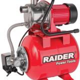 Hidrofor 1200W 1max 64L/m 3bar Raider RD-WP1200J
