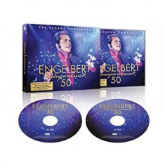 Engelbert Humperdinck - Engelbert Humperdinck:50 ( 2 CD ) - Muzica Pop