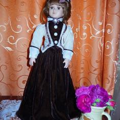 Papusa portelan-Miss Clarisa