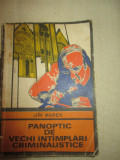 Panoptic de vechi intamplari criminalistice- Jiri Marek